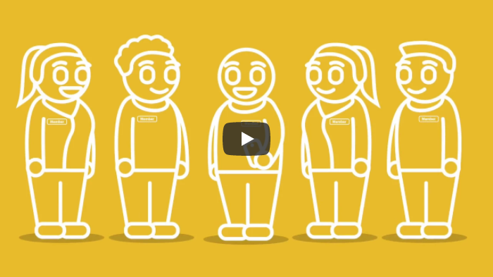 Watch this video to learn about the credit union difference: Cooperatives
