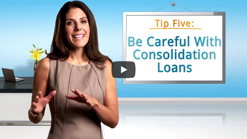 Watch this video to learn about Student Loan Tips