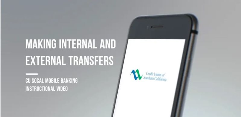 Learn how to making internal and external transfers